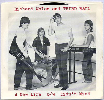 A New Life: Richard Nolan and Third Rail